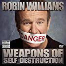 Weapons of Self Destruction (W/Dvd) (Bril)
