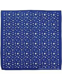Bestellmich / Kopftücher - Pañuelo para la cabeza azul