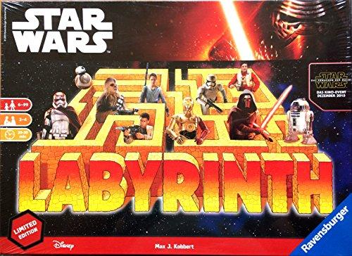 Star Wars Labyrinth Limited Edition (Star Wars Spielen)
