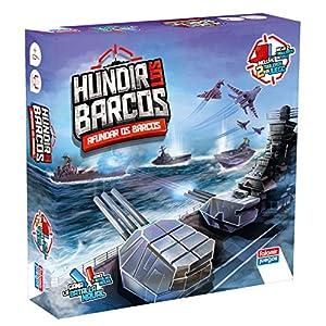 Falomir- Hundir los Barcos Juego de Mesa, Multicolor (646473)