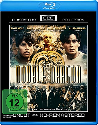 Bild von Double Dragon - Classic-Cult-Edition [Blu-ray]