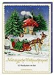 Karten-Set - Nostalgische Weihnachtsp...