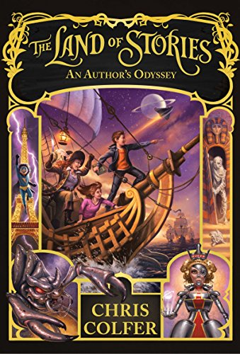 An Author's Odyssey: Book 5 (The Land of Stories) (English Edition)