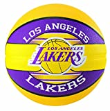 Spalding NBA Team L.A. Lakers 83-585Z Balón de Baloncesto, Unisex, 5