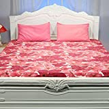 Status Cotton Double Bed Bedsheet With 2...