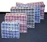"New Quality Strong Jumbo Storage Laundry zipped bag Reusable Size XL Extra Large: 100 x 60 x 30 cm / 40"" x 24"" x 12"" (L x H x W)"