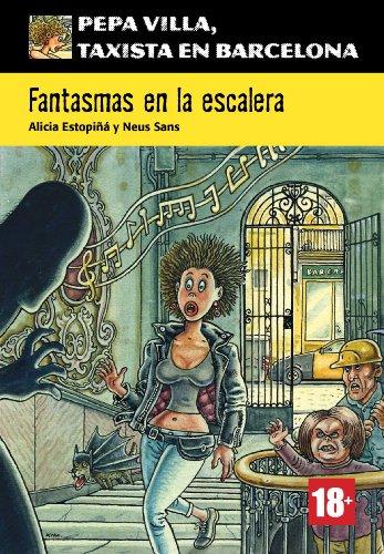 Fantasmas en la escalera (Pepa Villa, taxista en Barcelona) por Alicia Estopiñá