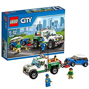 LEGO - 60081 - Le Pick Up dépanneuse - City