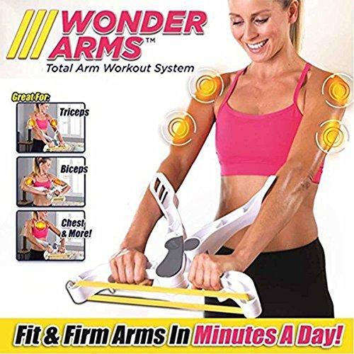 LEDZZ Newest Wonder Arms Upper Body Good Figure Fitness Crossfit Arm Power Training Workout Equipment