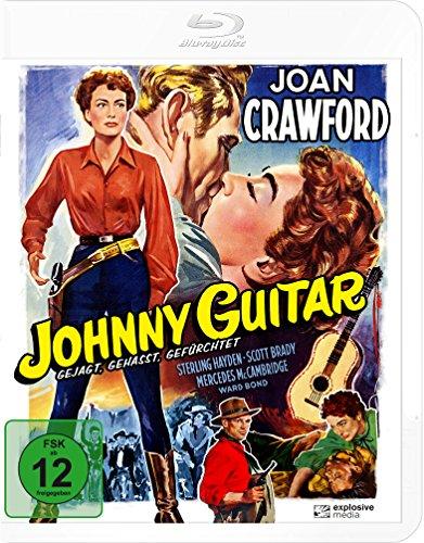 Johnny Guitar - Gejagt, gehaßt, gefürchtet [Blu-ray]