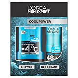 Best Gifts For Men Under 30s - L'Oreal Men Expert Cool Power 2-Piece Gift Set Review