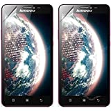 Vulkan Ultra Clear Hd Screen Guard Protector For Lenovo S850 (Double Quantity)