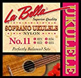 Labella SET15 set of nylon strings for Soprano Ukulele Soprano SET11