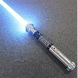 BoMan Sabre Laser de Haute qualité Dueling Saber pour Skywalker, Cadeau pour Enfants et Adultes