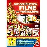 Die Schönsten Filme zu Weihnachten - 5 DVDs: Letzte Chance für Harry, Die Liebe kommt mit dem Christkind, Lauras Wunschzettel, Ein himmlisches Weihnachtsgeschenk, Der Nikolaus im Haus