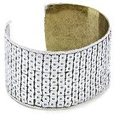 Schmuck-art Damen-Armspange Armerina gold/silber 29002