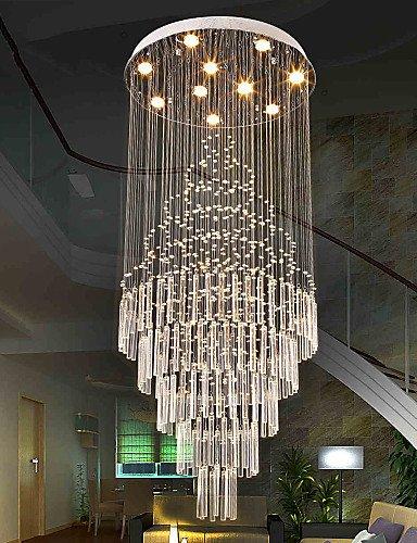Klassische Bronze-schüssel (HOUSE@ Pendelleuchten - LED - Zeitgenössisch/Traditionell-Klassisch/Rustikal/ Ländlich/Tiffany/Rustikal/Schüssel - , Kühl Weiß-220-240v)