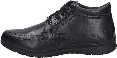 Valleverde 20872 Sneakers Vitello Nero