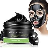 Blackhead Remover Masque,Peel off Masque,Masque Charbon Noire,Black Head Masque,Nettoyant en Profondeur Rétrécir Pores…