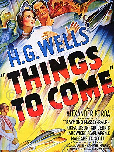 H.G. Wells' Things to Come (Extended Uncut) for sale  Delivered anywhere in Ireland