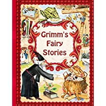 Grimm's Fairy Stories (illustrated) (English Edition)