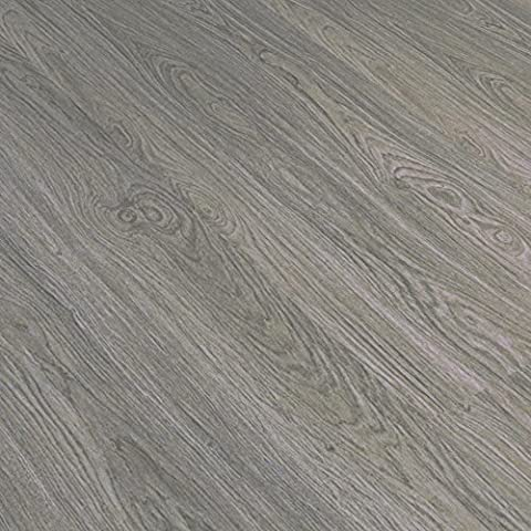 Vinylboden Altholz grau/weiß Holzstruktur Selbstklebend 2mm Vinstar Easy