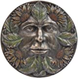 Nemesis Now Midsummer Wall Plaque 15cm Diameter
