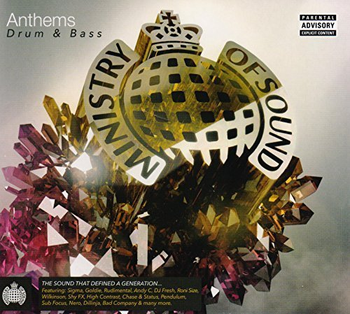 Mos: Anthems Drum & Bass by VARIOUS ARTISTS (2015-02-17j