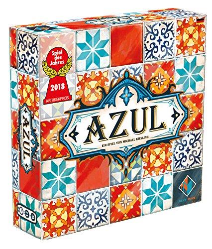 Pegasus Spiele 54801G - Azul (Next Move Games) Spiel des Jahres 2018 Einstiegs-video