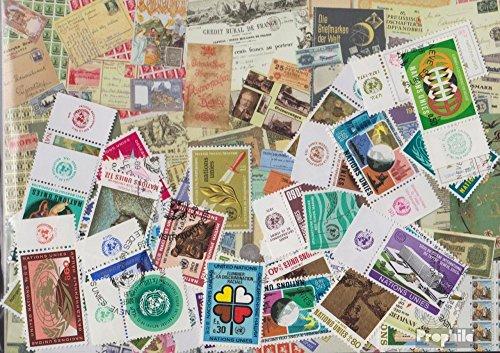 ONU - Ginevra 50 diversi Francobolli (Francobolli