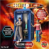 Airfix Dr Who Tardis Welcome Aboard