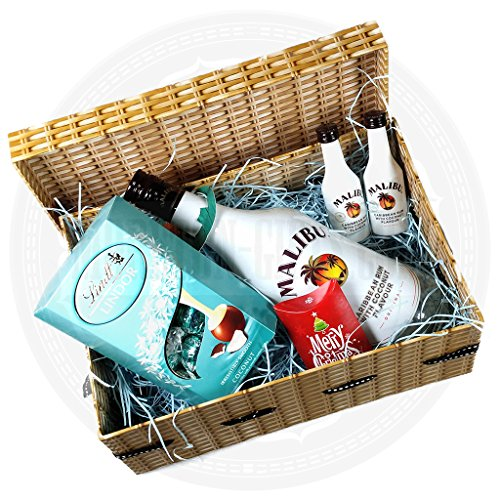 malibu-lovers-festive-gift-selection-by-moreton-gifts-malibu-and-lindt-lindor-coconut-truffles