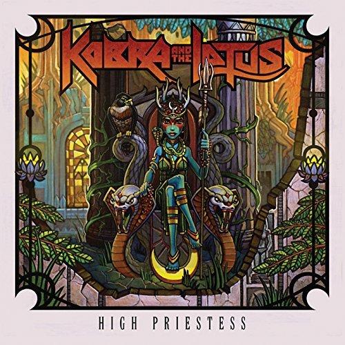 High Priestess by Kobra and The Lotus (2014-07-01)