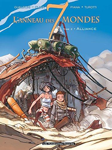 L'Anneau des 7 mondes Vol. 2: Alliance par Gabriele Clima