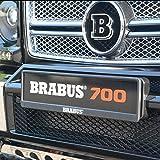 BRABUS Kennzeichenhalter Set