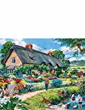 The House Of Puzzles 500-teiliges Puzzle Lazy Days, multi, Einheitsgröße