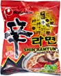 Nong Shim Instantnudeln Shin Ramyun, sehr scharf, 20er Pack (20 x 120 g Packung)