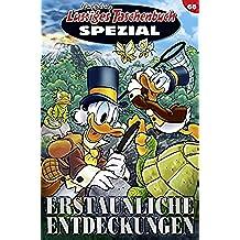 Lustiges Taschenbuch Spezial Band 66: Erstaunliche Entdeckungen (German Edition)