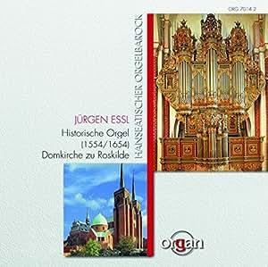 Hanseatischer Orgelbarock - Historische Orgel Domkirche zu Roskilde