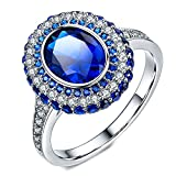 Sapphire Ring Size 10