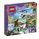 LEGO Friends 41036: Jungle Bridge Rescue