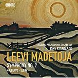 Madetoja: Symphony No. 2 - Kullervo - Elegy