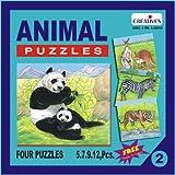 Creative Educational Aids 0702 Animal Pu...