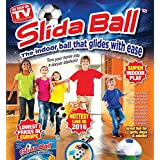 Interior juego de fútbol - bola de espuma con corredera base NUEVO - Súper Flexible Slida Balón