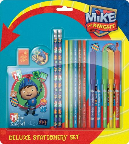Anker ANKMKDE - Mike the Knight Deluxe Stat Set - (Kit Mike Deluxe)