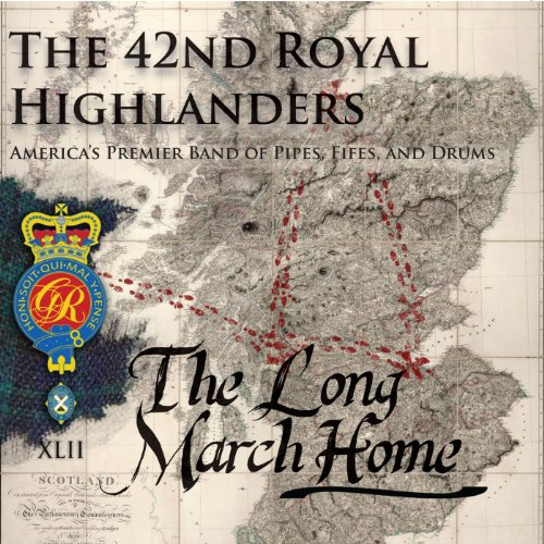 Home Cradle (Slow March: My Home, Highland Cradle Song)