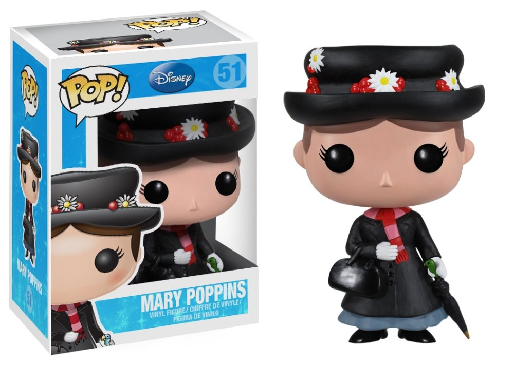 Gut gemocht Funko - POP Disney Series 5 - Mary Poppins: Funko Pop! Disney  TX54