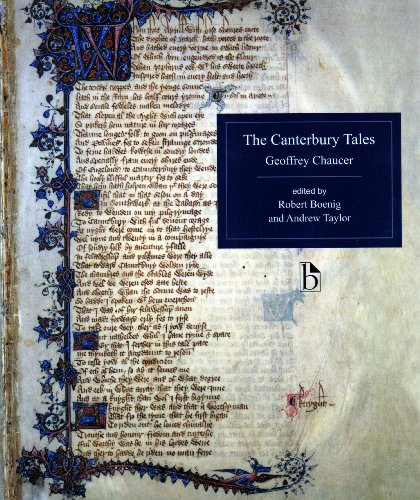 The Canterbury Tales Broadview Editions