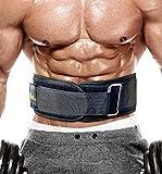 PeoBeo Fitness Gewichthebergürtel für schwere Gewichtheben, 15,2 cm, für Männer und Frauen,...