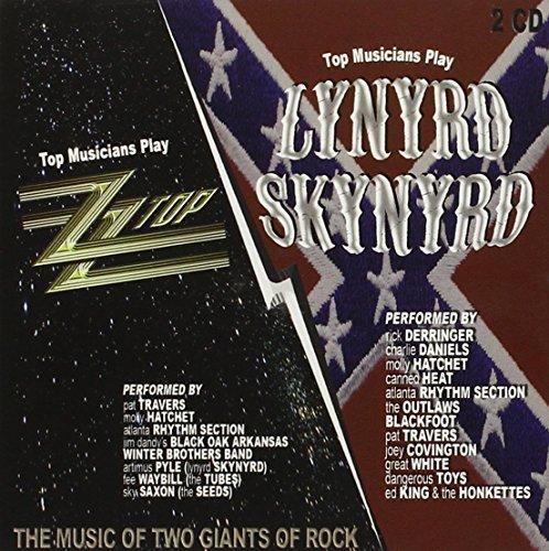 Lynyrd Skynyrd & ZZ Top - As Performed By [2 CD] by Various Artists (2012-10-16)
